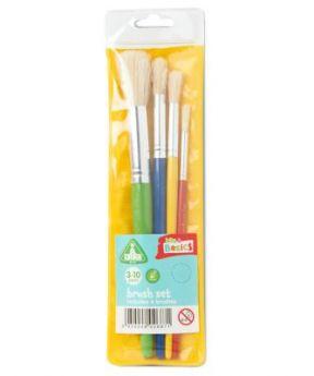 ELC Paint Brush Set