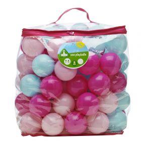 elc 100 pink playballs
