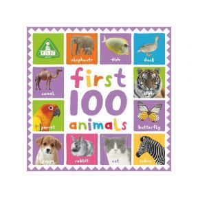 first 100 animals books