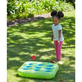 elc inflatable target square