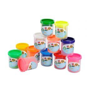 ELC Soft Stuff Dough Tubs - 12