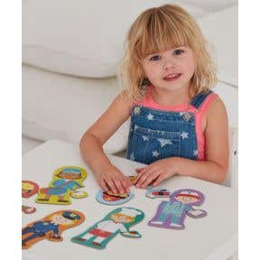 elc i want to be puzzles