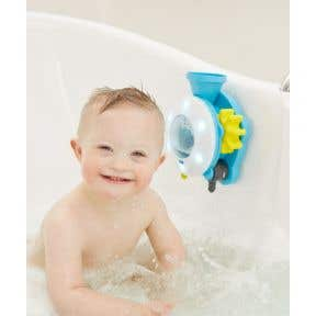 little senses glowing bath activity centre