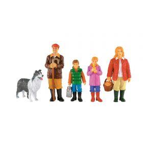 elc farm family figure set