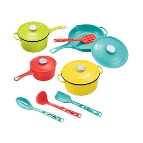 elc pots and pans set