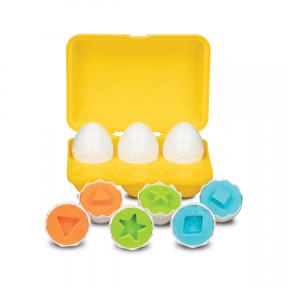 elc shape-sorting egg box of fun