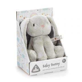 ELC Baby Bunny  - Grey