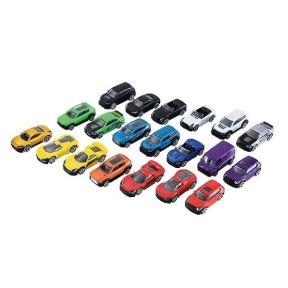 ELC Big City Superwheels - 20 Cars