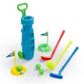 Out & About Golf Caddy Set - Assorted