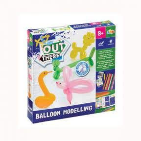 Out There Balloon Modelling