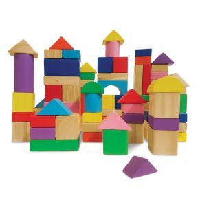 Woodlets 80 Piece Building Blocks
