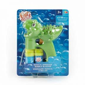 Addo Out and About Musical Dinosaur Bubble Blaster