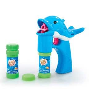 Addo Out and About Musical Dolphin Bubble Blaster