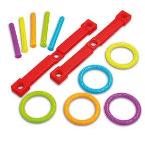 Out & About Ring Toss Game
