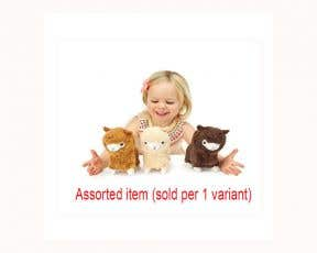 Pitter Patter Pets Lively Little Llama Plush Toy (Assorted Item )