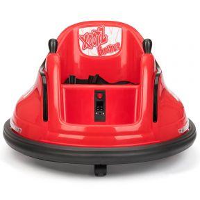 XOOTZ Mini Bumper Car Red