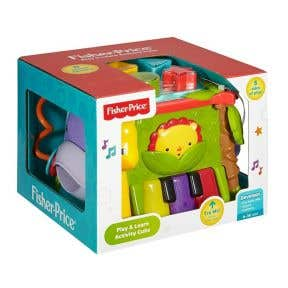 Fisher Price Busy Dnp32 Box -Use