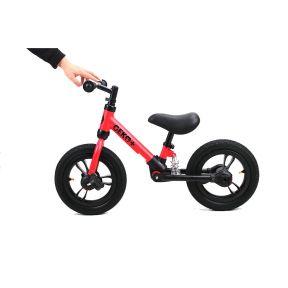 Geko Plus 4in1 Kids Balance Bike 12 Inch - Red