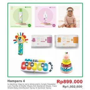 Baby's Starter Kit