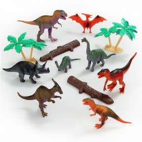 Awesome Animals Discover Dinosaurus Tub
