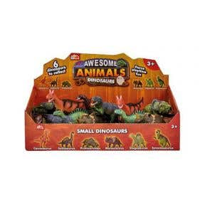 Awesome Animals Dinosaurs Small (Assorted Colour)