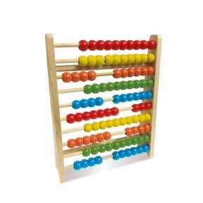 Woodlets Wood Abacus