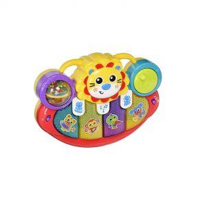 Playgro Jc Lion Activity Kick Toy