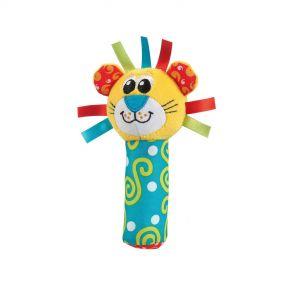Playgro Jungle Squeaker Lion