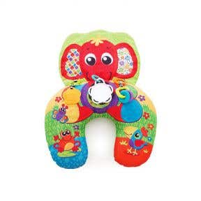 Playgro Lay And Play Eleph Hugs Pillow