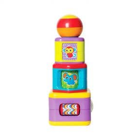 Playgro Stacking Activity Tower