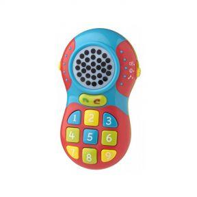 Playgro Dial-A-Friend Phone