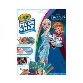 Crayola Color Wonder Frozen II Foldalope