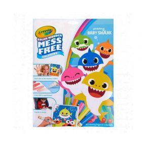 Crayola Baby Shark Foldalope