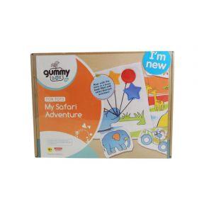 Gummy Box Busy Book: My Safari Adventure