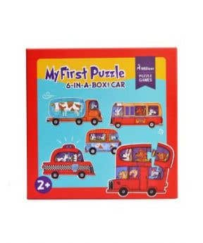 MiDeer My First Puzzle Traffic Puzzle