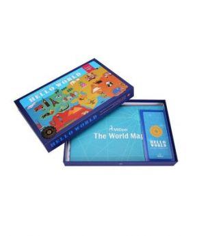 MiDeer Magnetic Puzzle Hello World