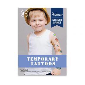 Mideer Tattoo Stickers - Robot