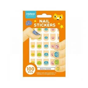 Mideer Nail Sticker-Animal-Alliance