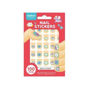 Mideer Nail Sticker - Lovely Girl