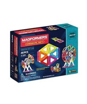 Magformers Creator Carnival Set (46-pieces)