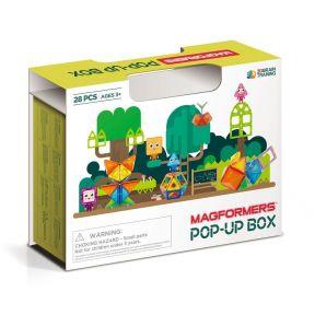 Magformers Pop Up Box 28 Pc Set