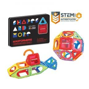 Magformers Shapes and more 33pc Set