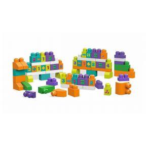 Mega Bloks Stack & Learn Math Building Set