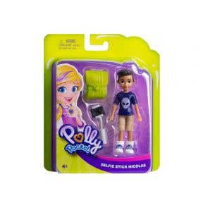 Polly Pocket Active Doll Assortment (FTP67)
