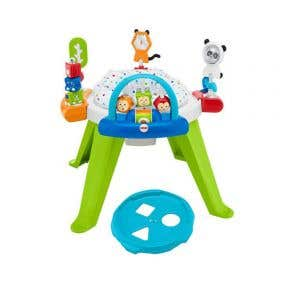 Fisher Price Spin and Sort 3 in 1 Activity Center