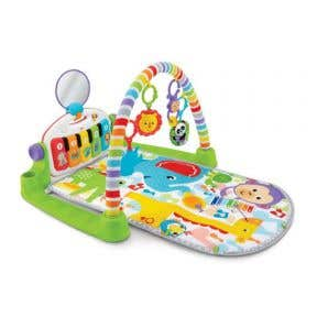 Fisher Price Deluxe Kick N Play Piano