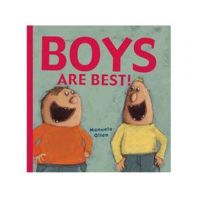 Manuela Olten: Boys Are Best!