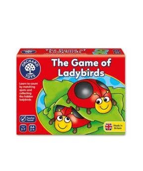 Orchad Toys The Game Of Ladybirds