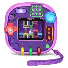 LeapFrog RockIt Twist Handheld Learning Game System Purple