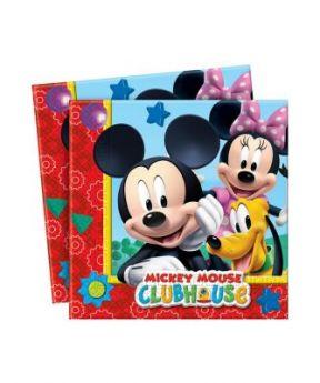 Procos Paper Napkins Playful Mickey